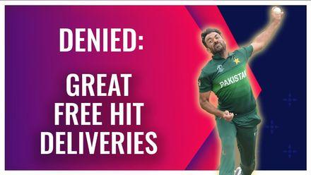 When bowlers boss batters | 'Free hit' deliveries | Bowlers Month