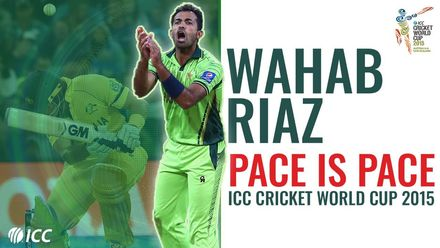 Wahab Riaz puts Australia on the back foot | CWC 15 | Bowlers Month