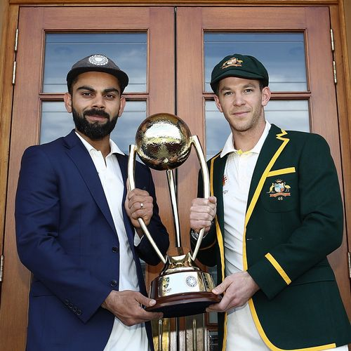 India tour of Australia dates confirmed