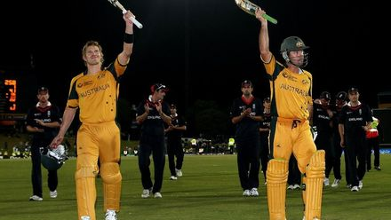 Shane Watson catapults Australia into the final | 2009 Champions Trophy