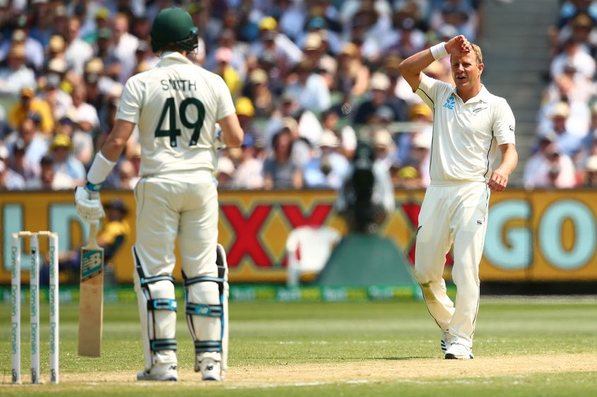 Smith was dismissed four times by Wagner in the series against New Zealand