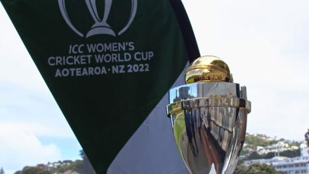 New Zealand announce funding for 2022 Women's World Cup