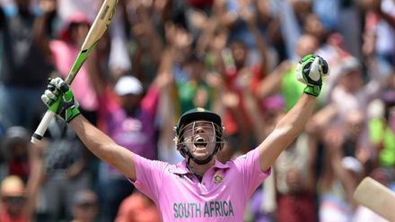 AB de Villiers | ICC Men's Player of the Decade nominee