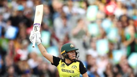 Alyssa Healy | ICC Women's T20I Cricketer of the Decade nominee