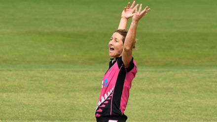 Sophie Devine | ICC Women's T20I Cricketer of the Decade nominee