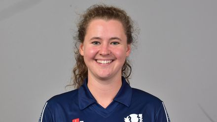 Kathryn Bryce | ICC Associate Women's Cricketer of the Decade nominee