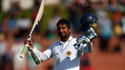 Kumar Sangakkara | ICC Men's Player of the Decade nominee