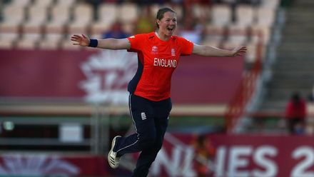 Anya Shrubsole | ICC Women's T20I Cricketer of the Decade nominee