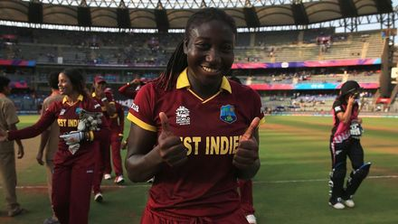 Stafanie Taylor | ICC Women's Player of the Decade nominee