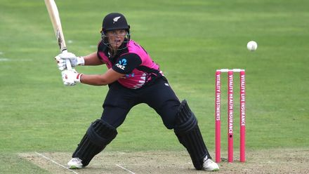 Suzie Bates | ICC Women's Player of the Decade nominee