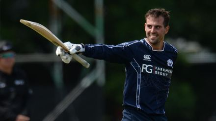 Calum MacLeod | ICC Associate Men's Cricketer of the Decade nominee