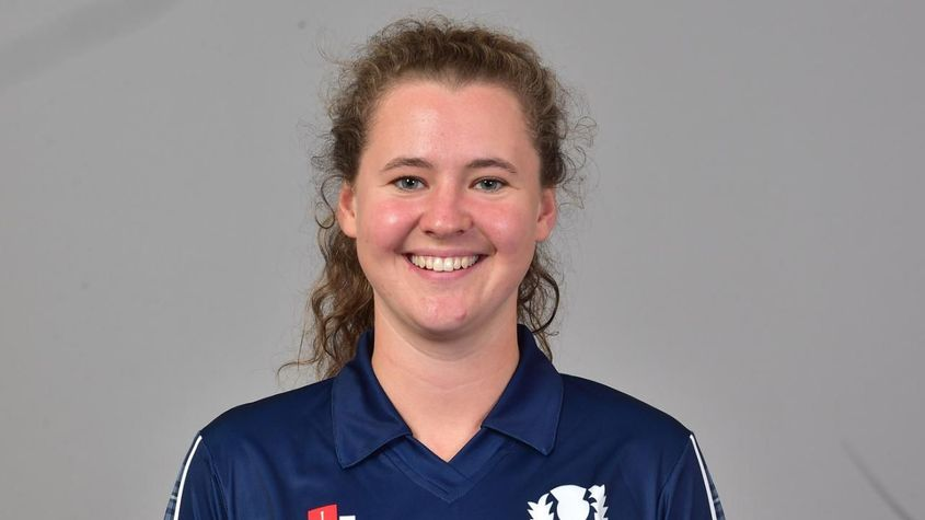 Kathryn Bryce   ICC Associate Women's Cricketer of the Decade nominee