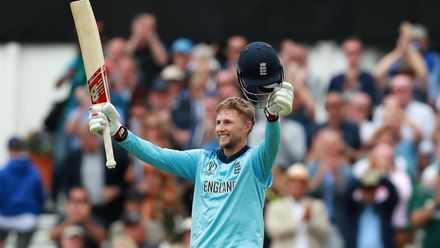 Joe Root | ICC Men's Player of the Decade nominee