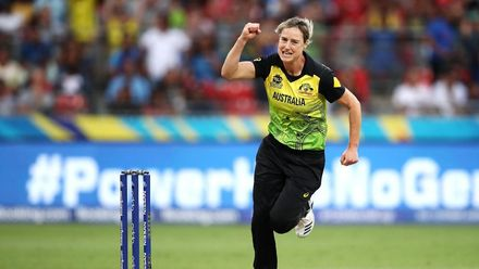 Ellyse Perry   ICC Women's T20I Cricketer of the Decade nominee