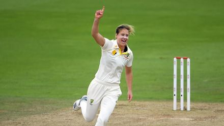 Ellyse Perry | ICC Women's Player of the Decade nominee