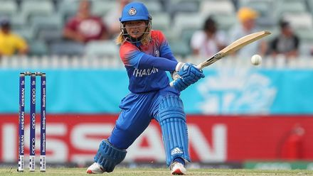Natthakan Chantham | ICC Associate Women's Cricketer of the Decade nominee
