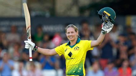 Meg Lanning | ICC Women's Player of the Decade nominee