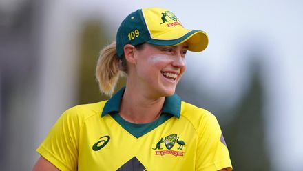 Ellyse Perry   ICC Women's ODI Cricketer of the Decade nominee