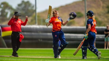 Sterre Kalis | ICC Associate Women's Cricketer of the Decade nominee