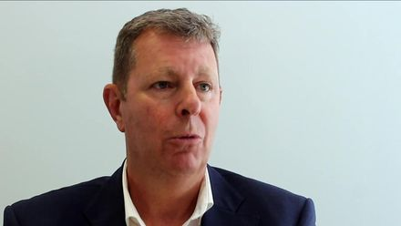 Interview with Greg Barclay, the new Independent Chair of the ICC