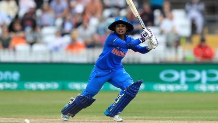 Mithali Raj | ICC Women's Player of the Decade nominee