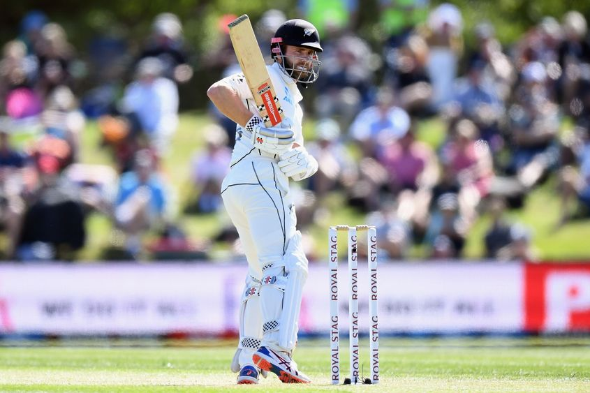 Kane Williamson, placed fourth on the MRF Tyres ICC Test Rankings for batsmen, is the highest-ranked batsman from either side