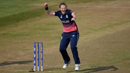 Anya Shrubsole's 2017 World Cup-winning spell
