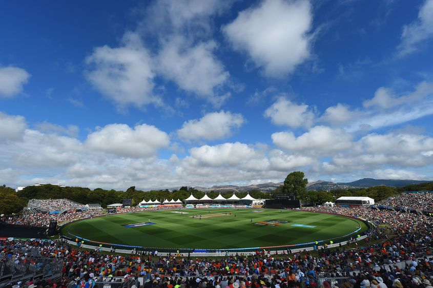A semi-final and the final will be played at the Hagley Oval in Christchurch
