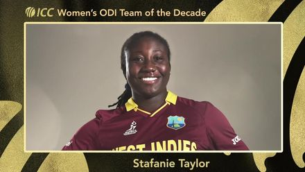 ICC Women's ODI Team of the Decade | ICC Awards of the Decade