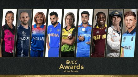 ICC Awards of the Decade