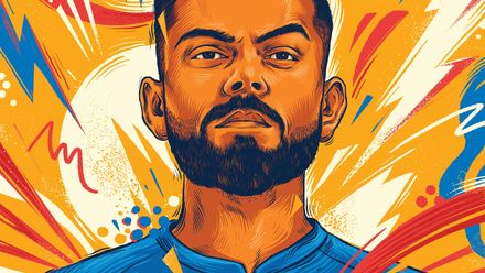 Sir Garfield Sobers Trophy for Men's Cricketer of the Decade – Virat Kohli