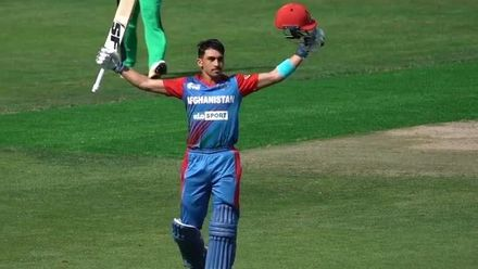 Afghanistan youngster Rahmanullah Gurbaz scores stunning century on ODI debut!