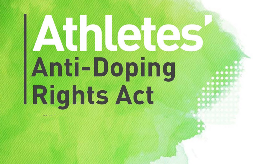 Athletes' Anti-Doping Rights Act
