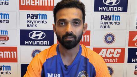 Ajinkya Rahane happy to hand captaincy back to Virat Kohli