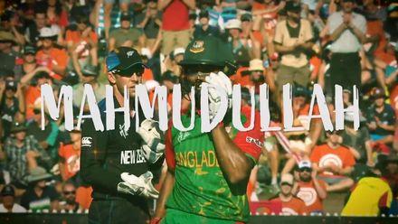 Mahmudullah's three ICC centuries