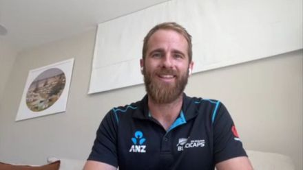 Kane Williamson: WTC final qualification 'acknowledges a lot of hard work'