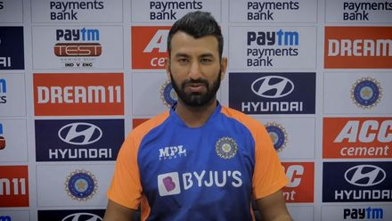 Pujara on Pant: 'That's his game, and that's the way he should play'