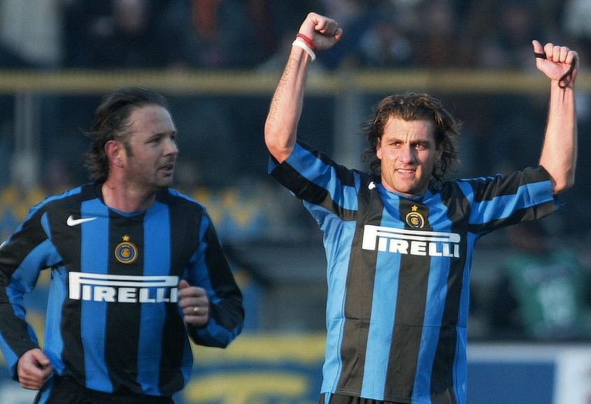 Vieri has had successful spells with a host of Europe's top sides including Atletico Madrid and Inter Milan