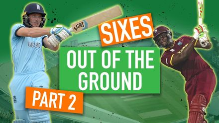 'It's a biggie' – Out of the ground sixes – Part II