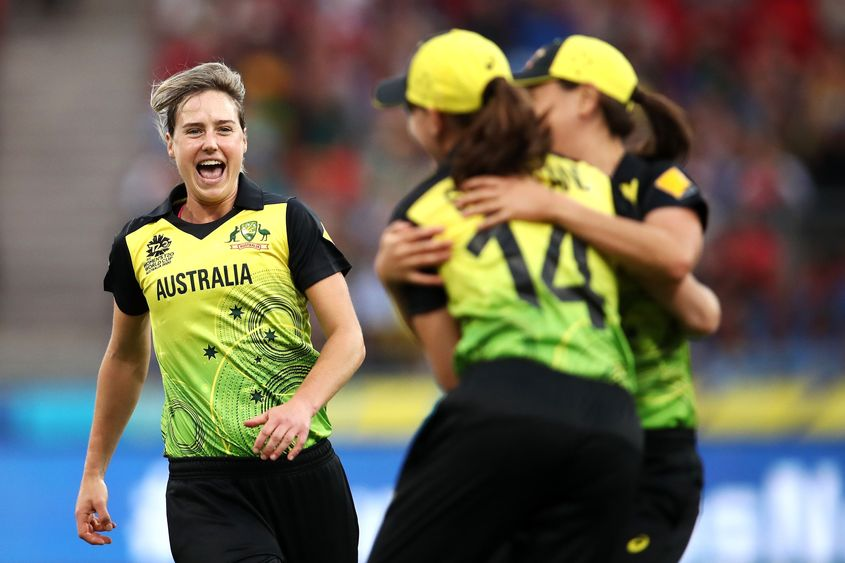 Ellyse Perry has not played for Australia since last year's T20 World Cup.