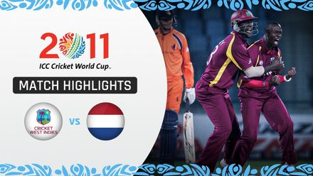 CWC11: M13 Kemar Roach bags a hat-trick as West Indies breeze past Netherlands