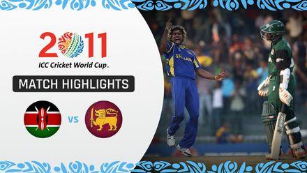 CWC11: M14 Malinga's hat-trick leads Sri Lanka to victory