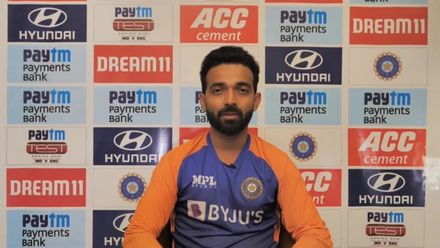 Ajinkya Rahane: Winning World Test Championship equal to winning World Cup