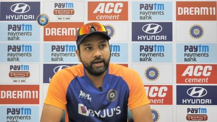 Rohit Sharma: 'Probably one of Pant's finest knocks'