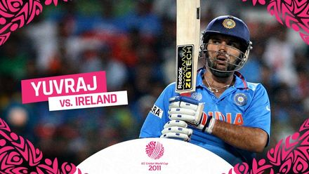 CWC11: Yuvraj the all-rounder steps up with maiden five-for and a fifty