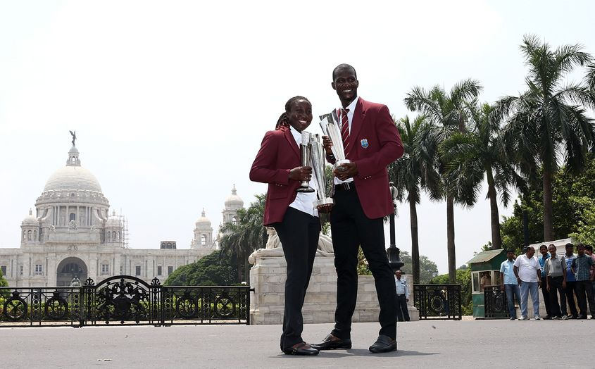 The West Indies won both finals in 2016.