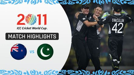 CWC11: M24 New Zealand win by 110 runs as Pakistan make too many mistakes