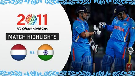 CWC11: M25 India beat Netherlands to go top of the table