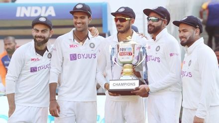 'We deserve to be in the WTC final' – Virat Kohli