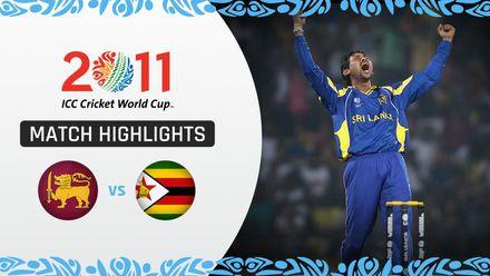 CWC11: M26 Dilshan, Tharanga tons book Sri Lanka quarter-finals spot